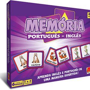 Memoria portugues - ingles
