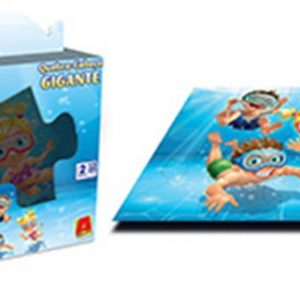 Q.C Gigante - Brncando na piscina