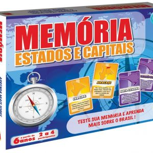 Memoria-Estados e Capitais-nova embalagem