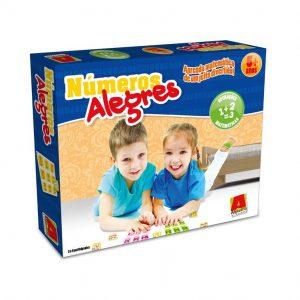 NUMEROS ALEGRES 2015 - 3d