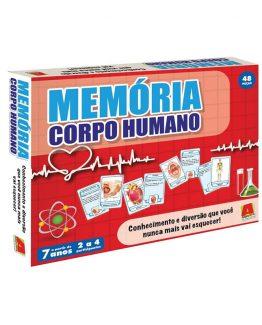 memoria corpo humano