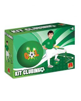 kit clubinho verde